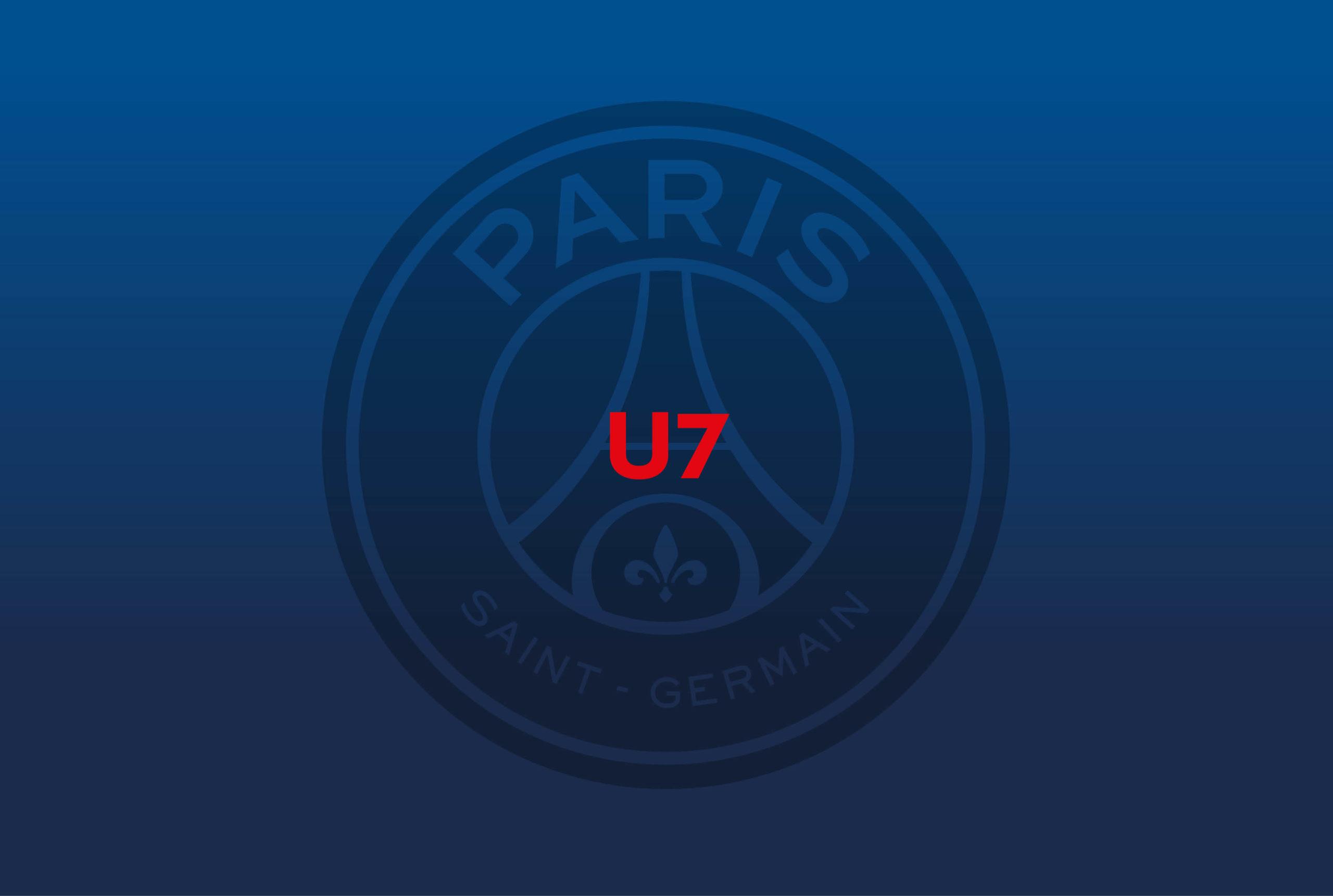 Équipe PSG - U7